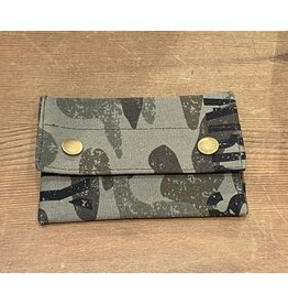 Dyan Made Camo Wallet