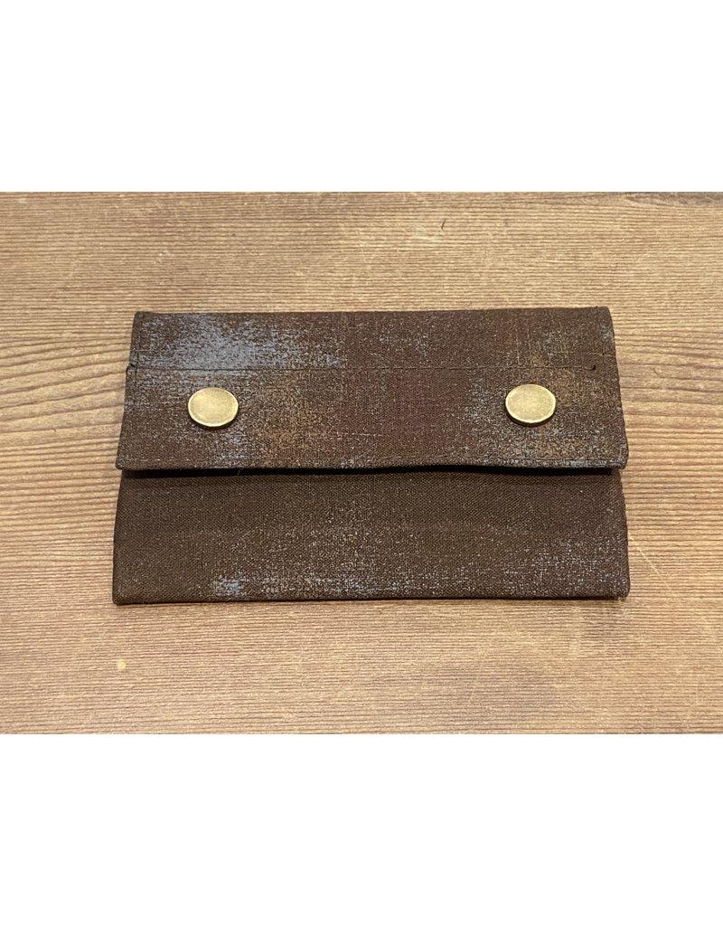 Dyan Made Brown Wallet