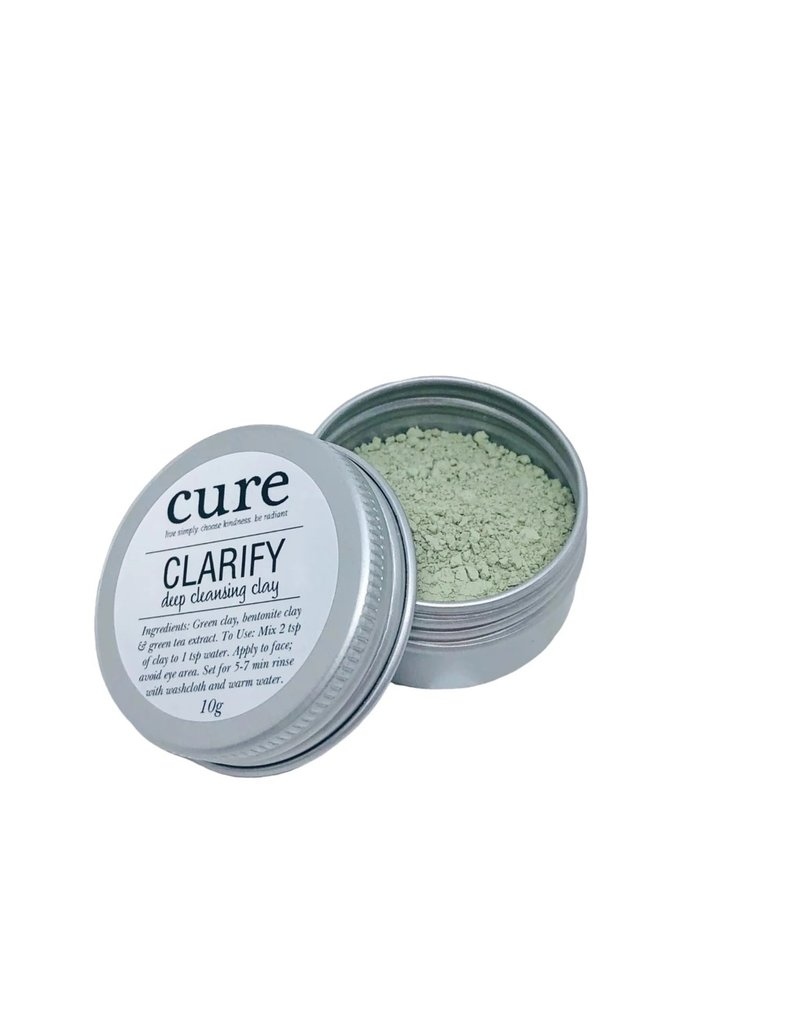 CURE Soaps Clarify Deep Cleansing Facial Mask 30ml