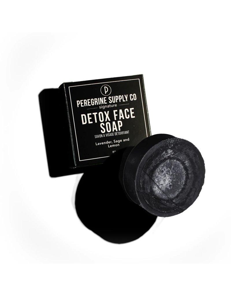 Peregrine Supply Co. Detox Face Soap