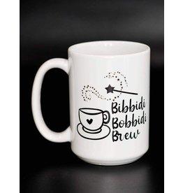 Cultured Coast Bibbidi Bobbidi Brew 15oz Mug
