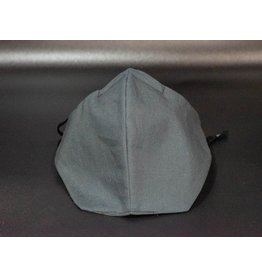 Buffy's Face Diapers Charcoal Grey Beard Mask