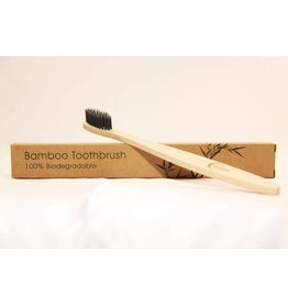 Change Toothpaste Bamboo Toothbrush