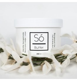SO Luxury Bergamot Vanilla Body Butter