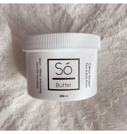 SO Luxury Citrus Ginger Body Butter