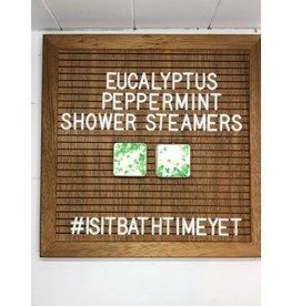 Is It Bath Time Yet? Eucalyptus Shower Steamer