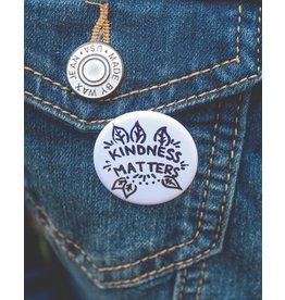 Kindred Coast Kindness Matters Pin