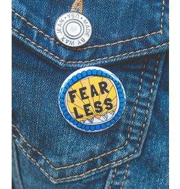 Kindred Coast Fear Less Pin