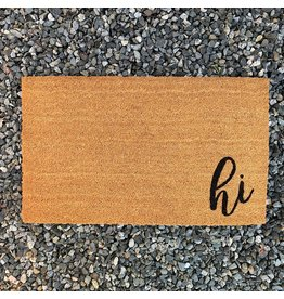 Aspen Blue Co Hi Doormat