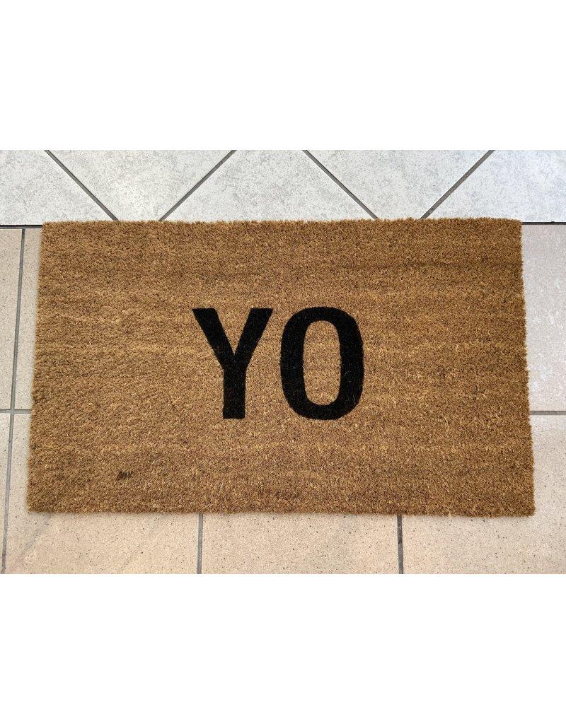Aspen Blue Co Yo Doormat