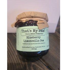 That's My Jam Blueberry Limoncello Jam