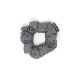 Supercrush Skinny Grey Sport Scrunchie