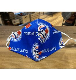 Buffy's Face Diapers Blue Jays Face Mask