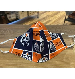 Buffy's Face Diapers Oilers Face Mask