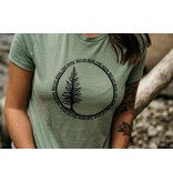 West Coast Karma What Goes Around, Comes Around Relaxed Tee