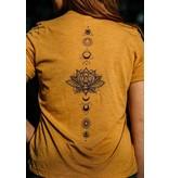 West Coast Karma Sacred Lotus Karma Tee