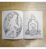 Amanda Key Design Vancouver Island Coloring Book