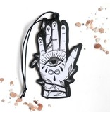 MELI.THELOVER Palmistry Witch Air Freshener