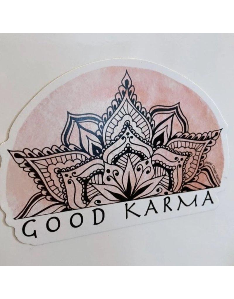 West Coast Karma Good Karma Magnet
