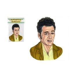 The Dolly Shop Kramer Magnet
