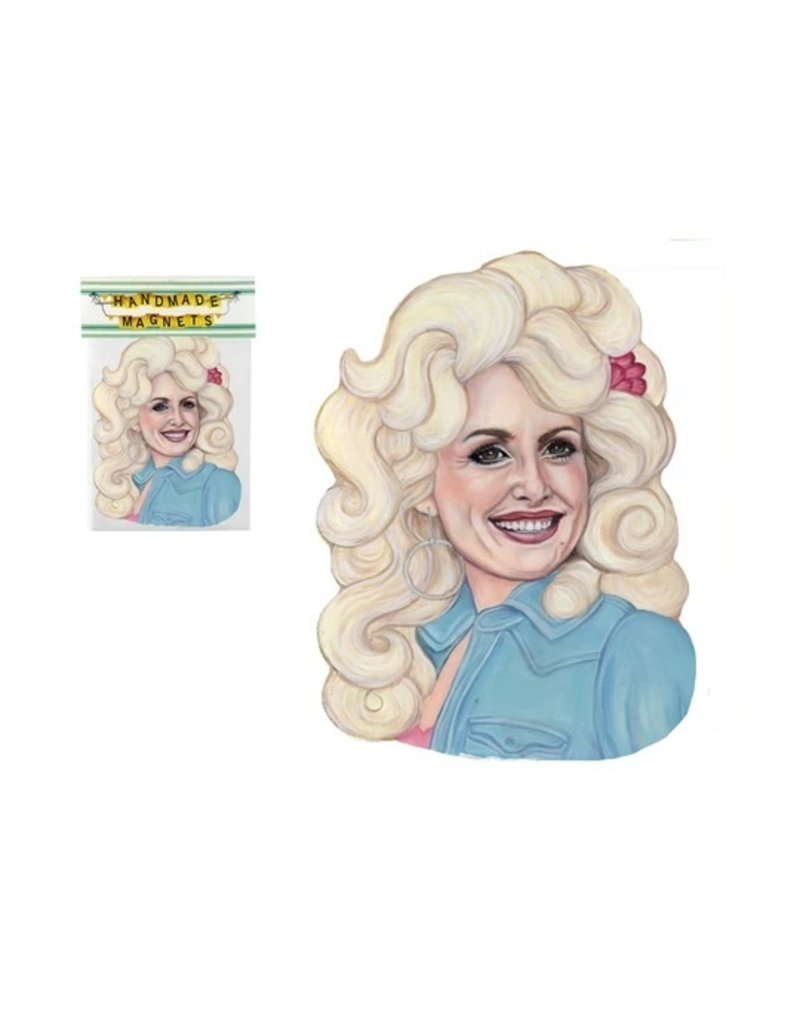 The Dolly Shop Dolly Parton Magnet