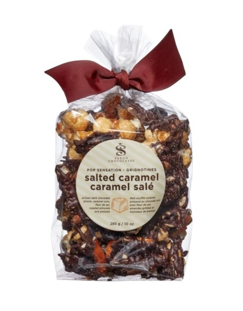 Saxon Chocolates Salted Caramel Pop Sensation Large Bag