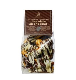 Saxon Chocolates Chocolate Pop Sensation Impulse Bag