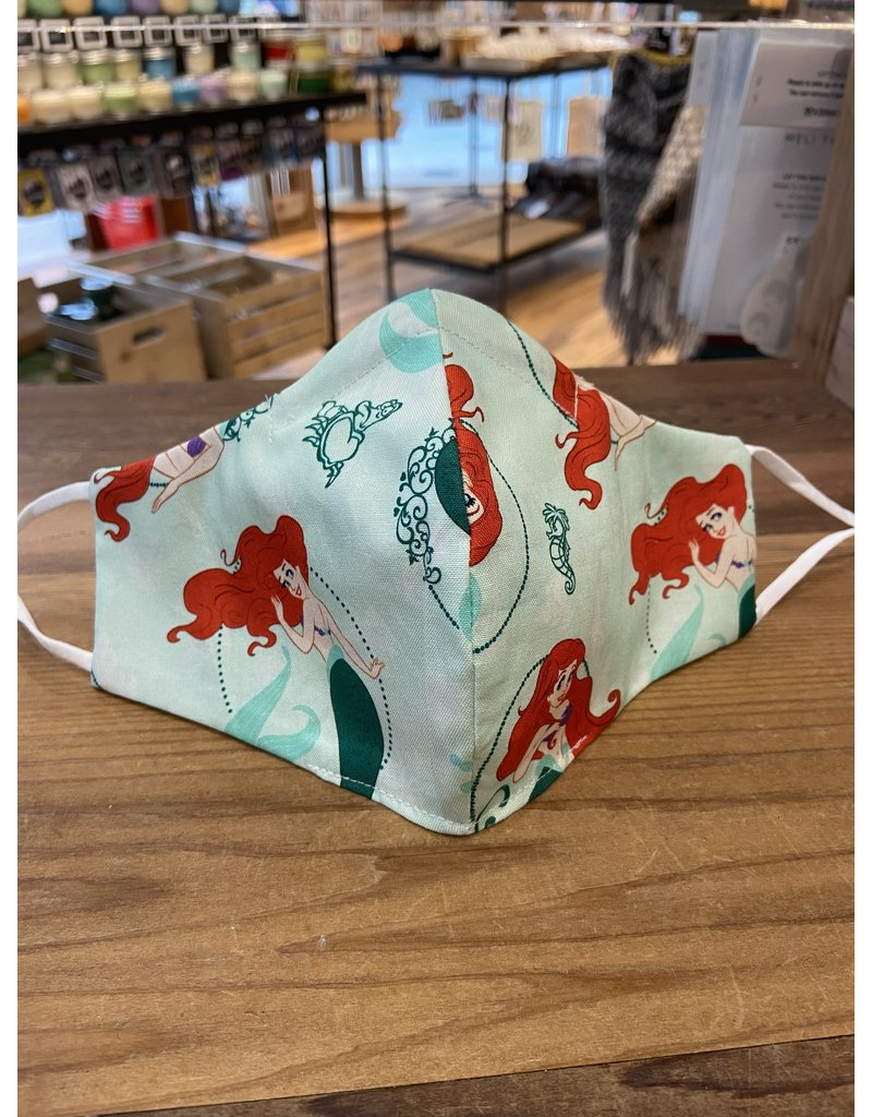 Buffy's Face Diapers Kids Little Mermaid Mask