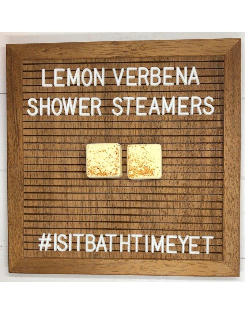 Is It Bath Time Yet? Lemon Verbena Shower Steamer