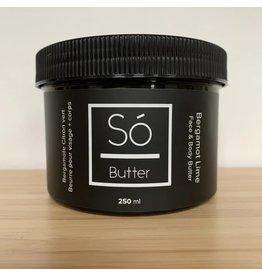 SO Luxury Bergamot Lime Body Butter