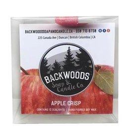 Backwoods Soap & Co Apple Crisp Tealights