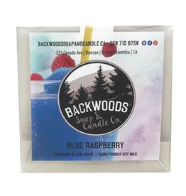 Backwoods Soap & Co Blue Raspberry Tealights