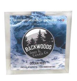 Backwoods Soap & Co Ocean Mist Tealights