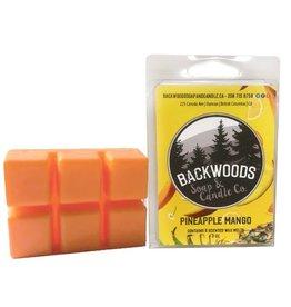 Backwoods Soap & Co Pineapple Mango Wax Melt