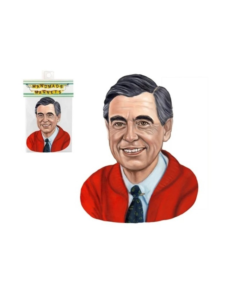 The Dolly Shop Mr Rogers Magnet