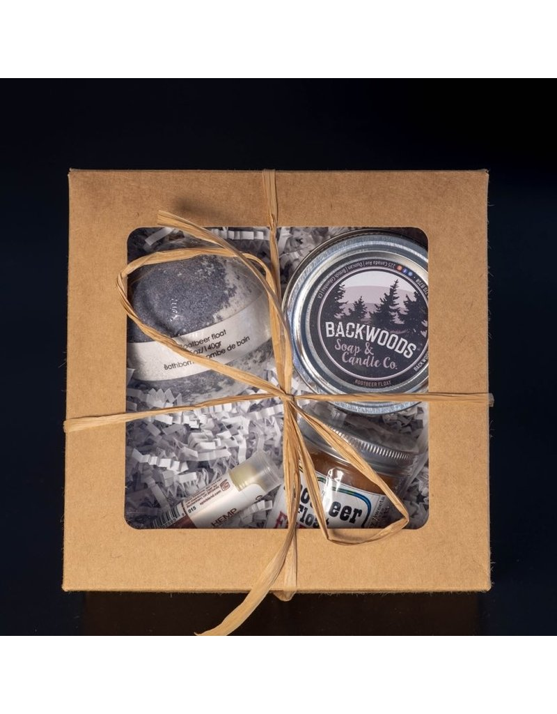 Cultured Coast Rootbeer Float Gift Box