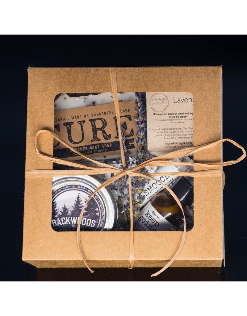 Cultured Coast Lavender Mint GIft Box