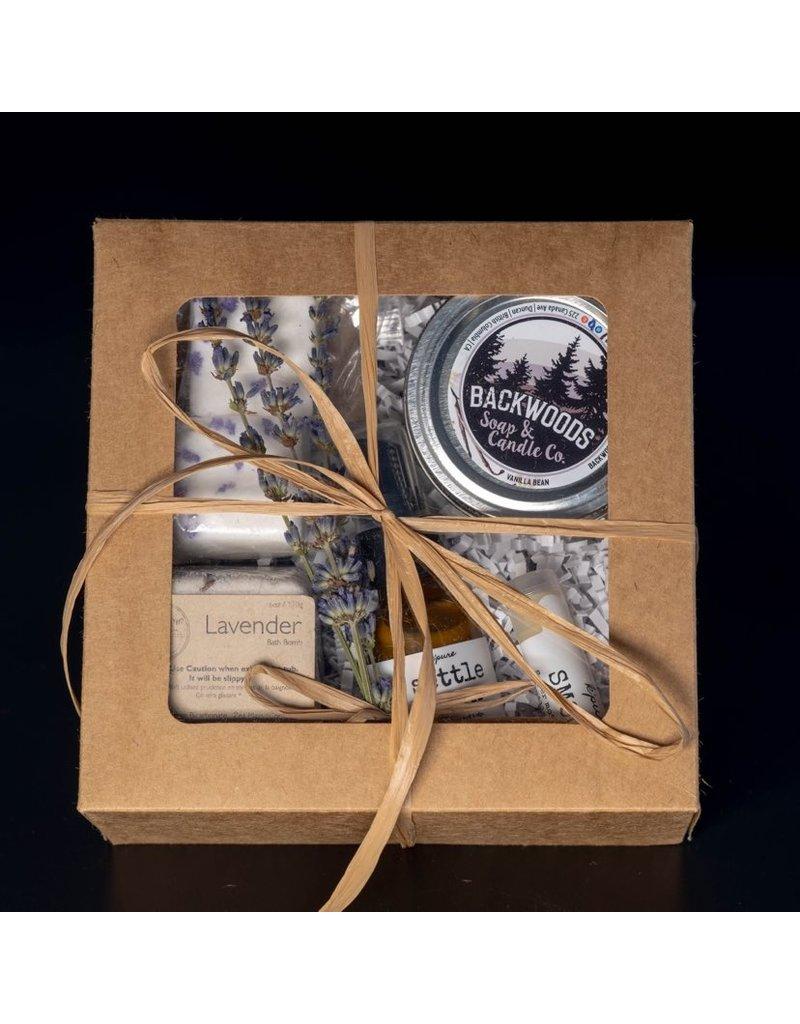 Cultured Coast Vanilla Lavender Gift Box