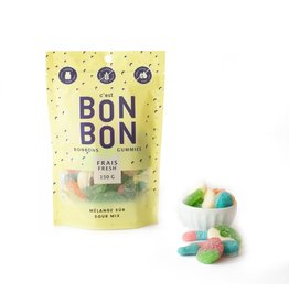 La boîte à bonbons Sour Mix