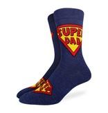 Good Luck Sock Men's Super Dad Socks