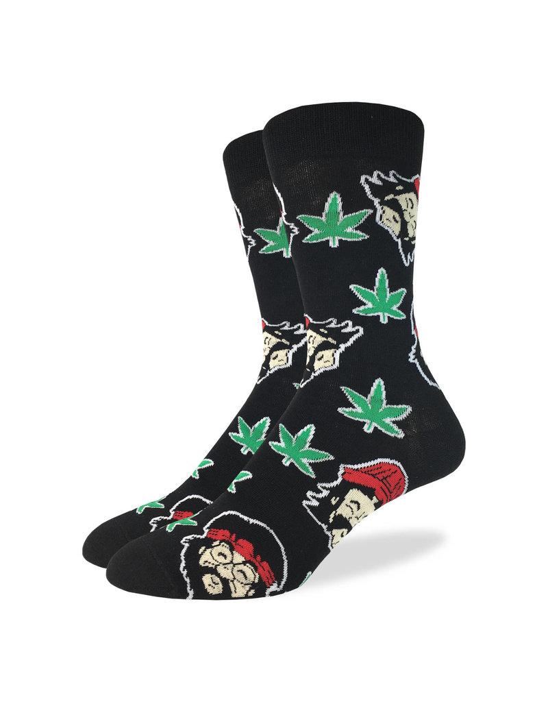 Good Luck Sock Men's Cheech & Chong Socks