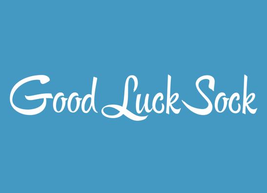 Good Luck Sock