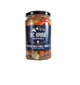 BC Brine Preservation Co Pickled Vegetable Medley