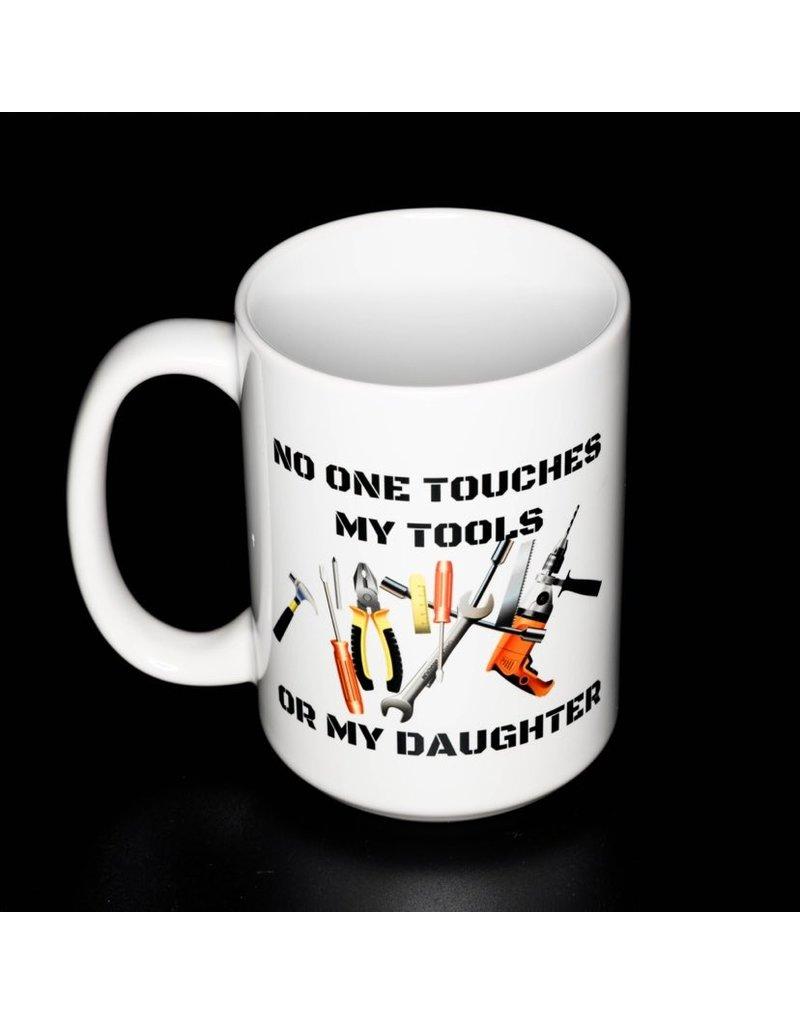 Cultured Coast Dads Tools 15oz Mug