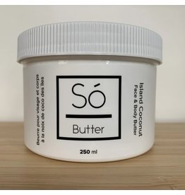 SO Luxury Island Coconut Body Butter