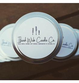 Island Wick Candle Co 4oz Tin- Lake House