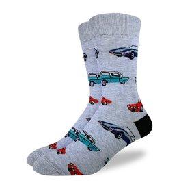 Good Luck Sock Men's Car Socks