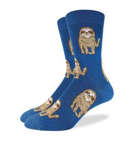 Good Luck Sock Men's Hello Sloth Socks