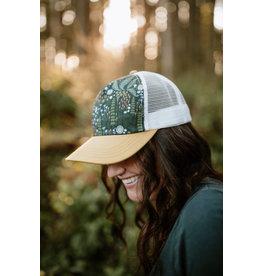 Bough & Antler Hidden Place Trucker Hat