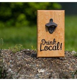 Cultured Coast Drink Local Bottle Opener